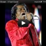 "James Brown: ""I got you (I feel good)"" dobkotta"
