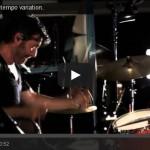 Ash Soan: funky groove