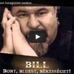 """Deák """"Bill"""" Gyula: """"Nem haragszom senkire"""" dobkotta"""