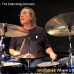 "Vinnie Colaiuta: ""Unboxing Grooves"" dobkotta"