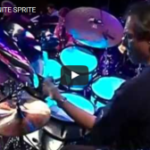 "Vinnie Colaiuta: ""Nite Sprite"" dobszólók és kíséret"