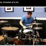 "Mike Johnston: ""Evolution of a lick"" dobkotta"
