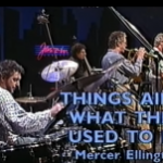 "Steve Gadd: ""Things Ain't What They Used To Be"" dobszóló"